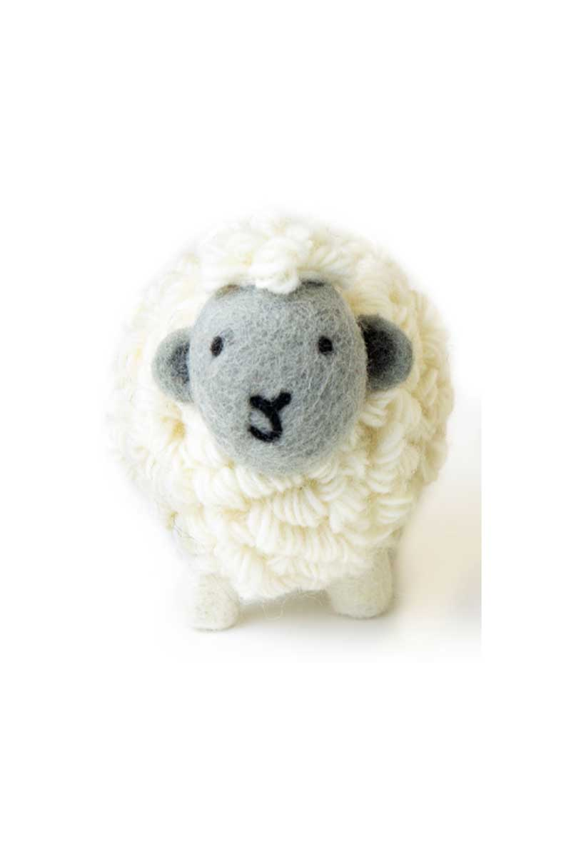 Erin Irish Grey Sheep - Large