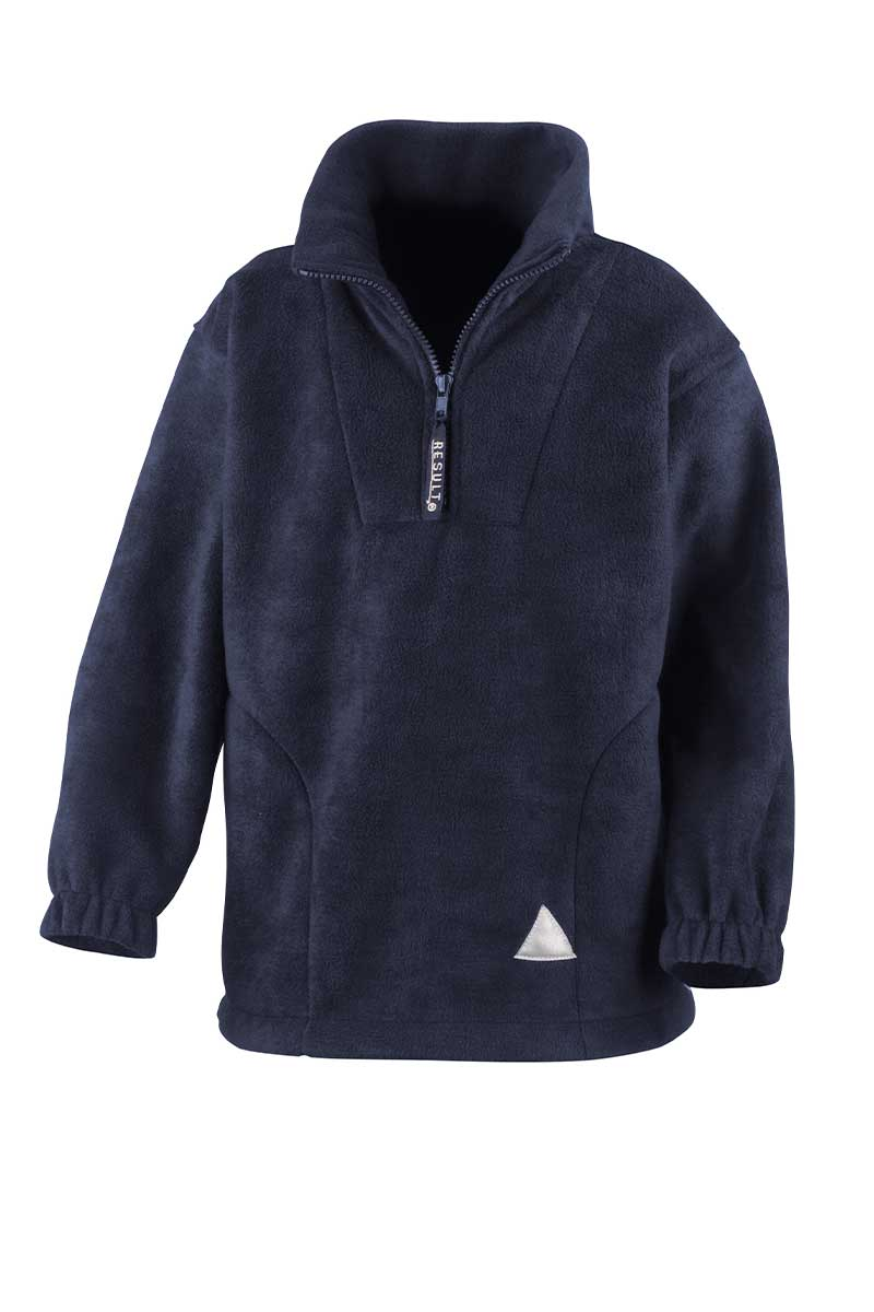 Kids fleece r033y 2 navy