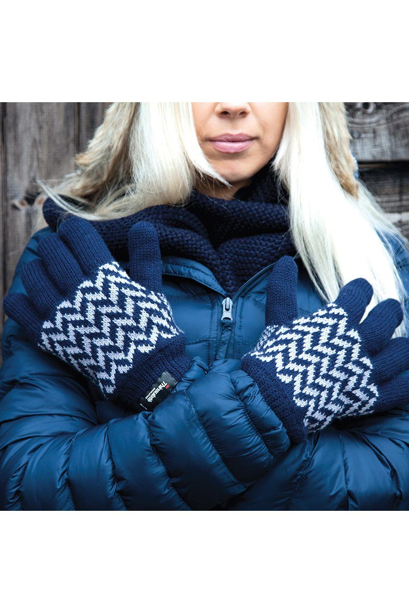 Pattern gloves 1