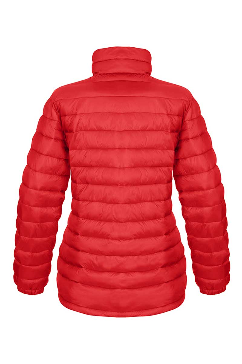Womens Glacier Padded Jacket 6