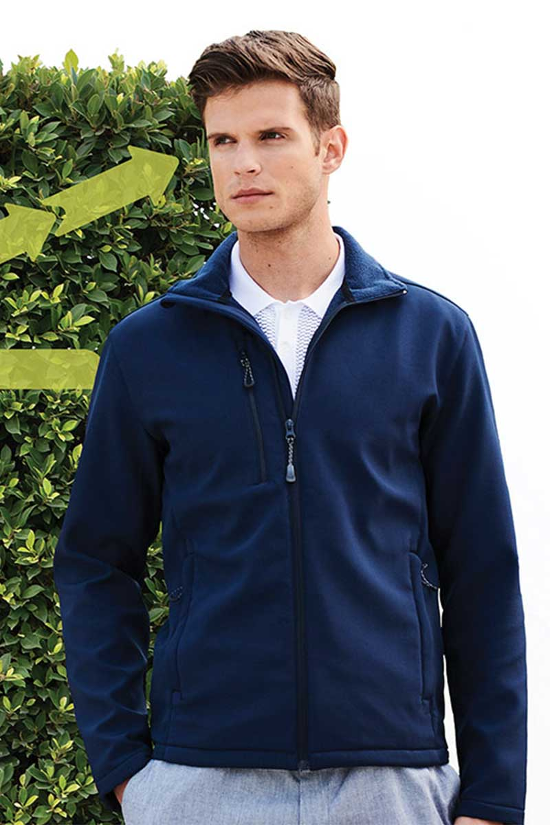 Honest Recycled Softshell Jacket 1