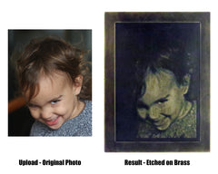 Create Your Custom Etched Photo