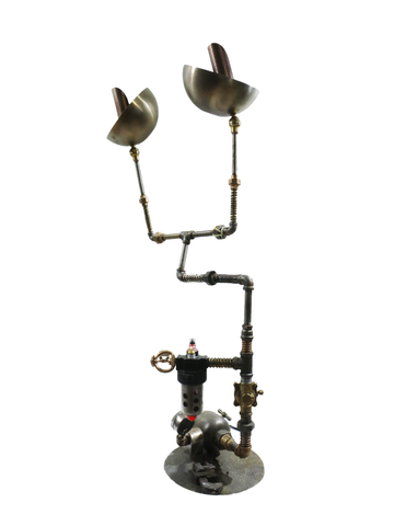 Steam Punk Lamp #4