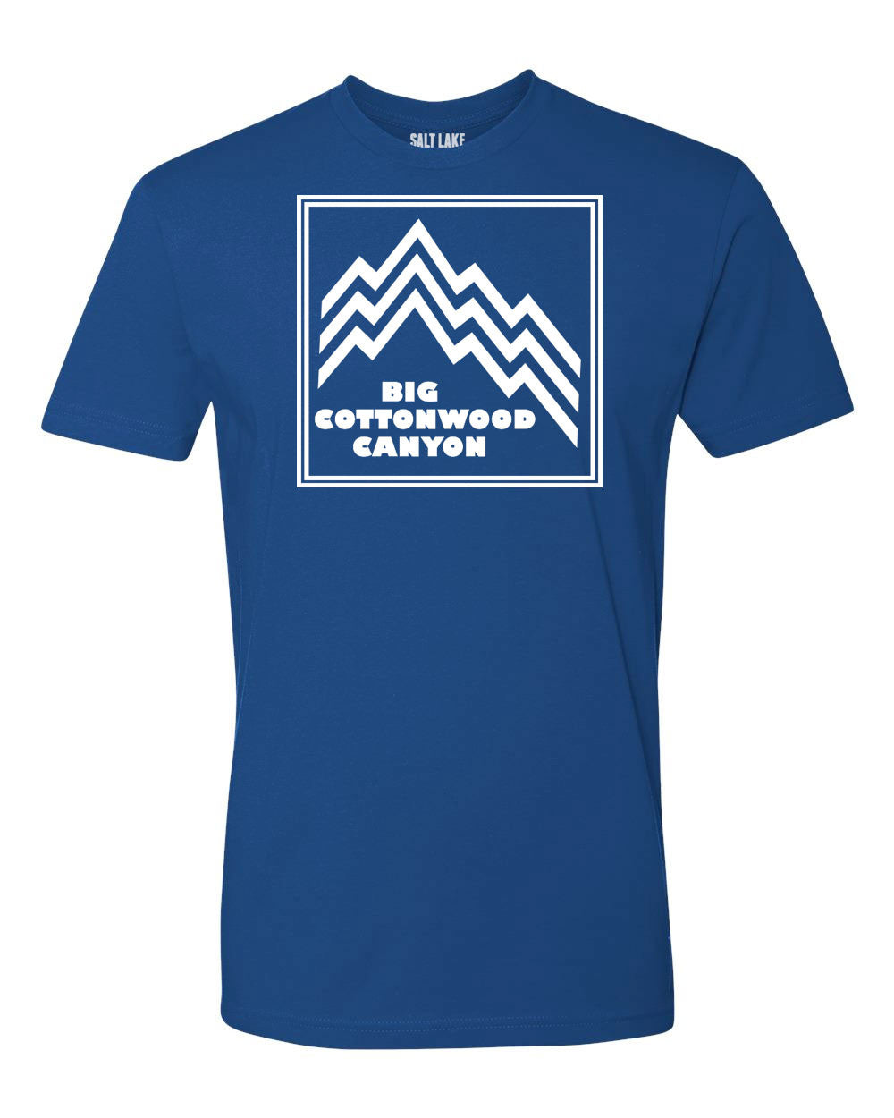 Big Cottonwood Canyon T-shirt