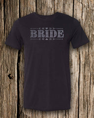 Bride Triblend Crew Neck T-shirt
