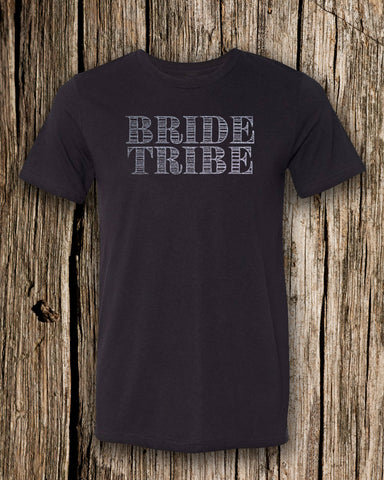 Bride Tribe Triblend Crew Neck T-shirt