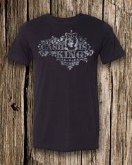 Cash is King Triblend Crew Neck T-shirt