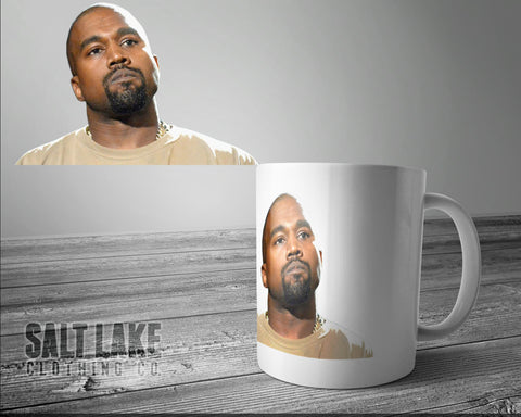 Kanye West Ceramic 11 0z. Coffee Mug