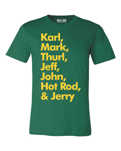 Old School Jazz T-shirt