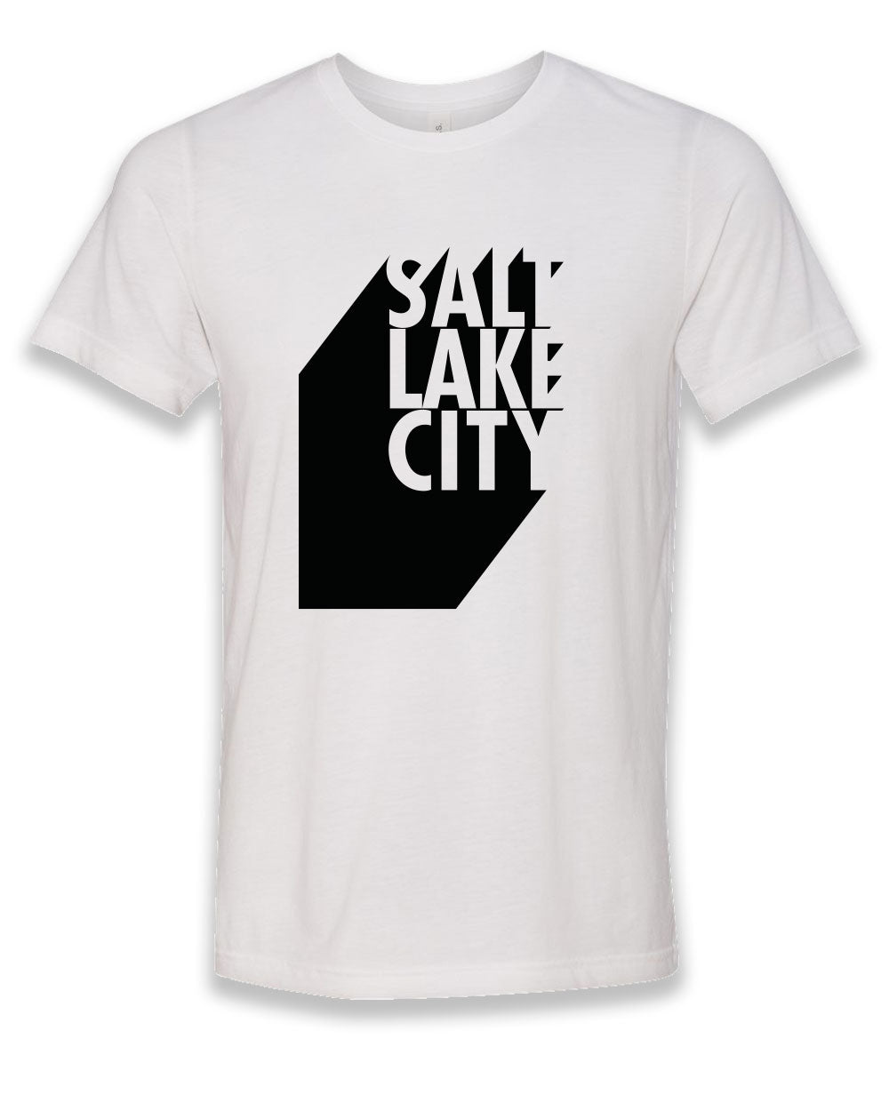 Block Salt Lake City T-shirt