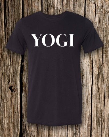 Yogi Triblend Crew Neck T-shirt