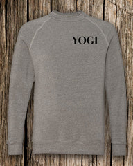 Yogi Eco-Fleece Crewneck Sweatshirt