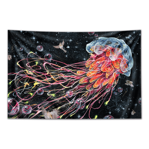 Gentle Jelly Tapestry
