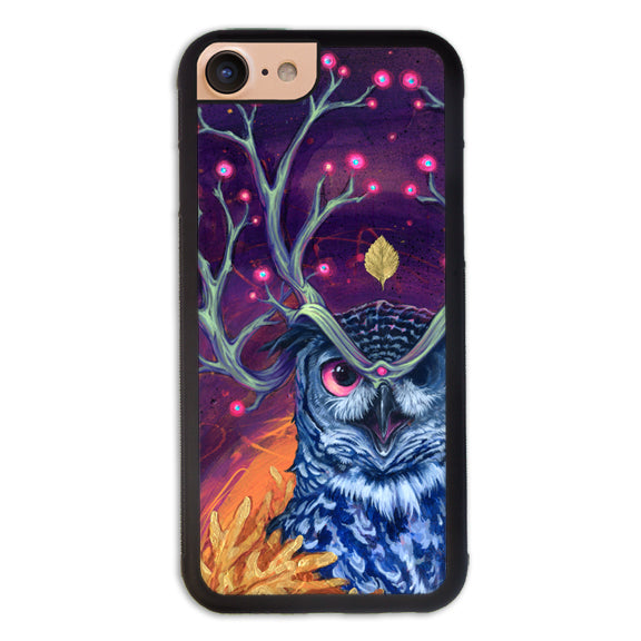 Frederick The Feeler Phone case