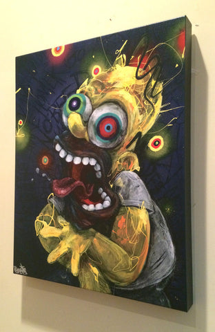 Homer - Giclee canvas reproduction