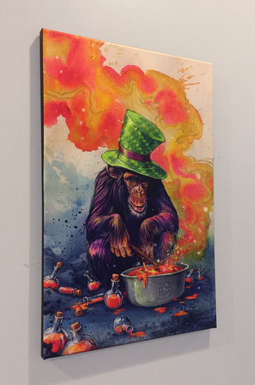 Love Potion #9 - Giclee canvas reproduction