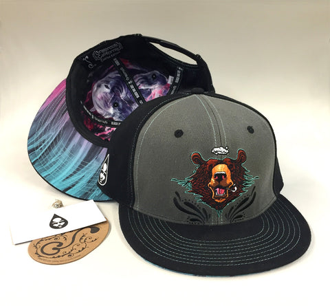 Rocky Mountain High Grassroots/Black Ink Hat