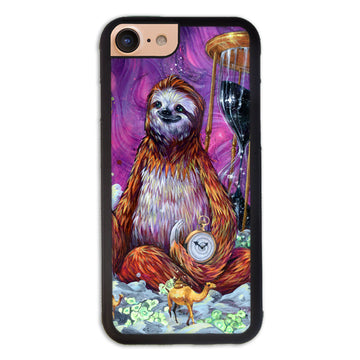 Time Master Poop Sloth Phone case