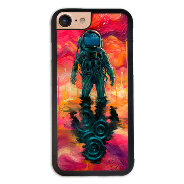 Spaceman Spliff Phone case