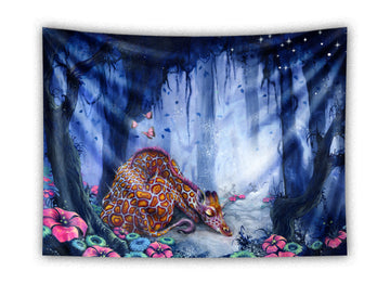 Utopian Twilight Tapestry