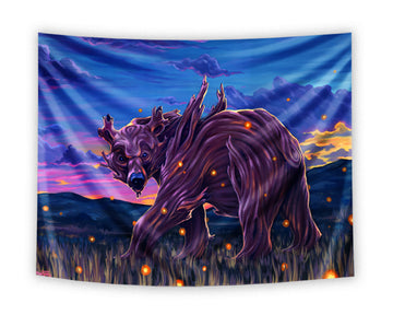 At Dusk Tapestry