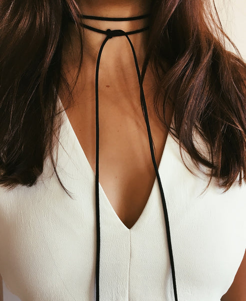 Ayden Wrap Necklace