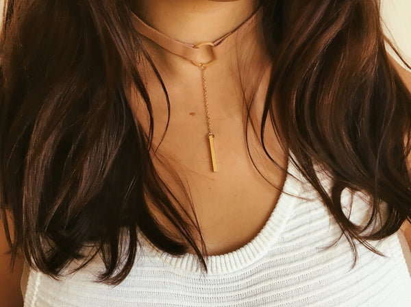 Charlie Choker Necklace