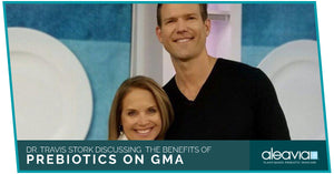 Dr. Travis Stork Discussing The Benefits Of Prebiotics On GMA