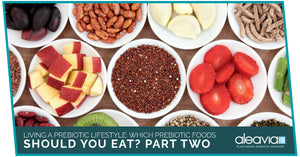 Living A Prebiotic Lifestyle: Which Prebiotic Foods Should You Eat? Part Two