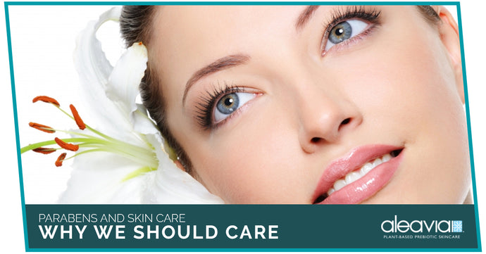 Parabens And Skin Care - Why We Should Care