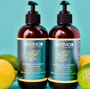 NEW! - Citrus & Sea Kelp Microbiome Friendly Hand Wash