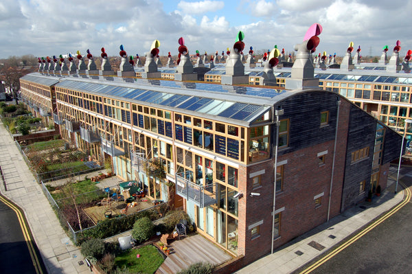 Building Tour: BedZED with Bill Dunster