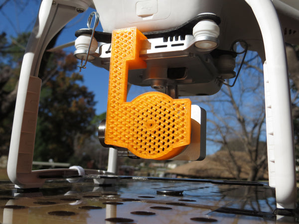 Honeycomb Lens Cover/Camera Lock