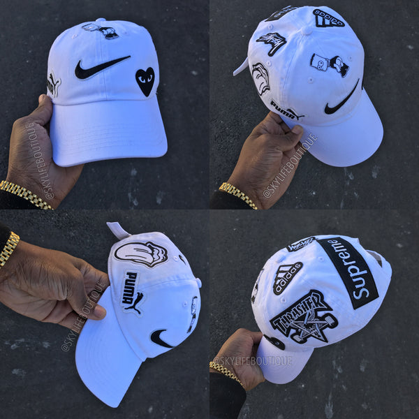 "Orca ""What the Brand""  Dad Cap"