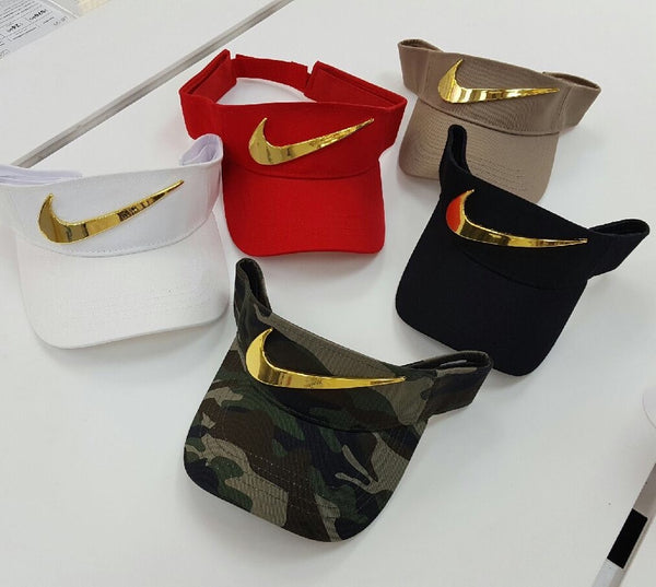 Golden Check Visors