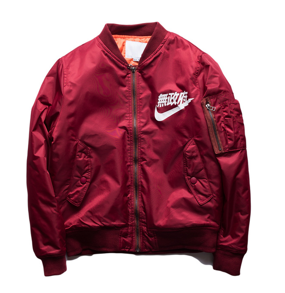 MA-1 Anarchy Bomber Jacket