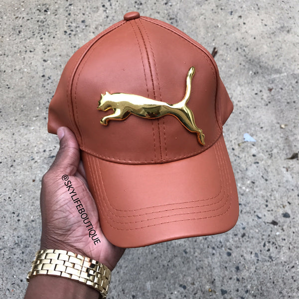 Puma Vegan Leather Caps (3 Colors)