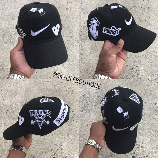 "Osprey ""What The Brand"" Dad Cap"