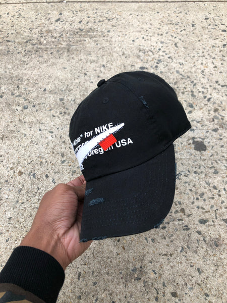 "OFF-White ""AIR FORCE 1"" ONYX DAD HAT - PRE ORDER"