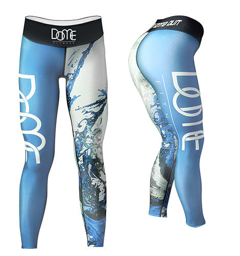 Tights | Dash - Turquoise