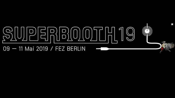 Rabid Elephant to hit SuperBooth 2019!