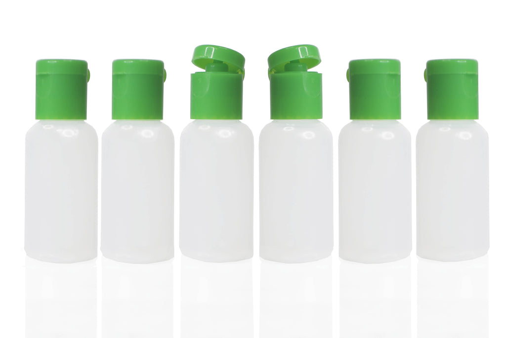 Squeeze Bottles 6 Pack