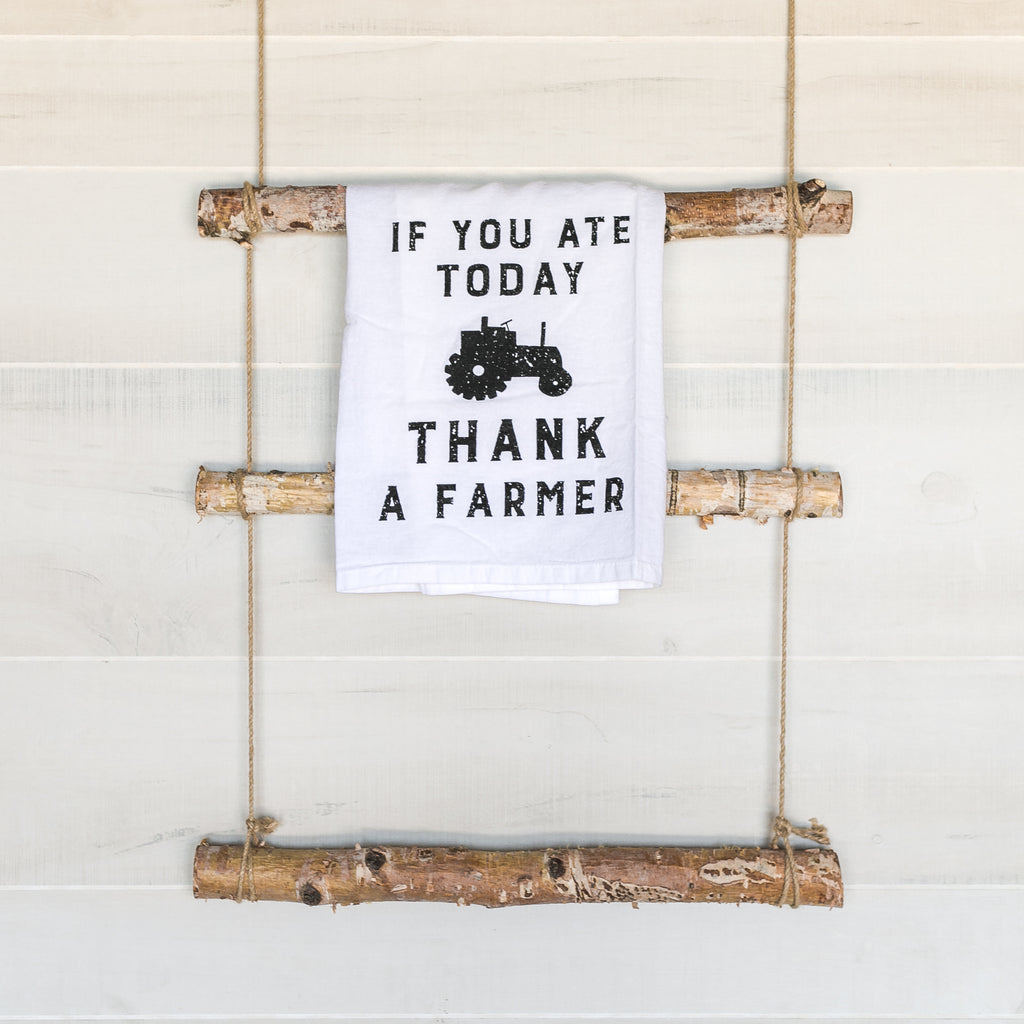 Thank a Farmer Towel