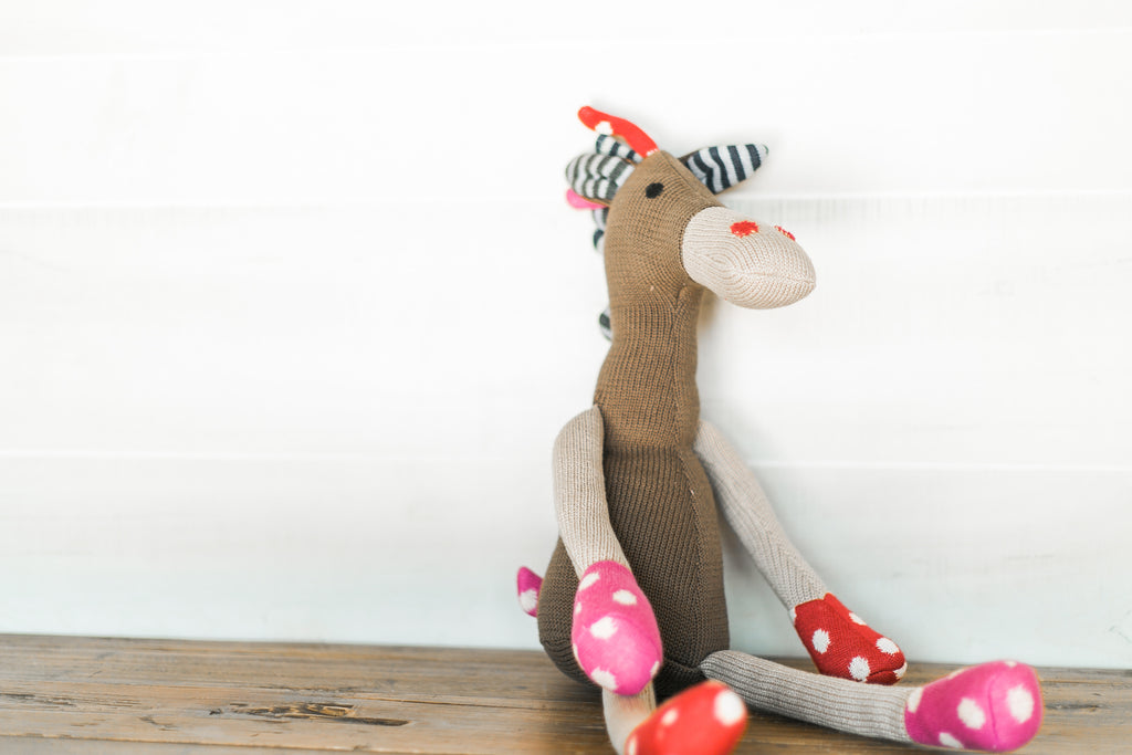 Knit Horse