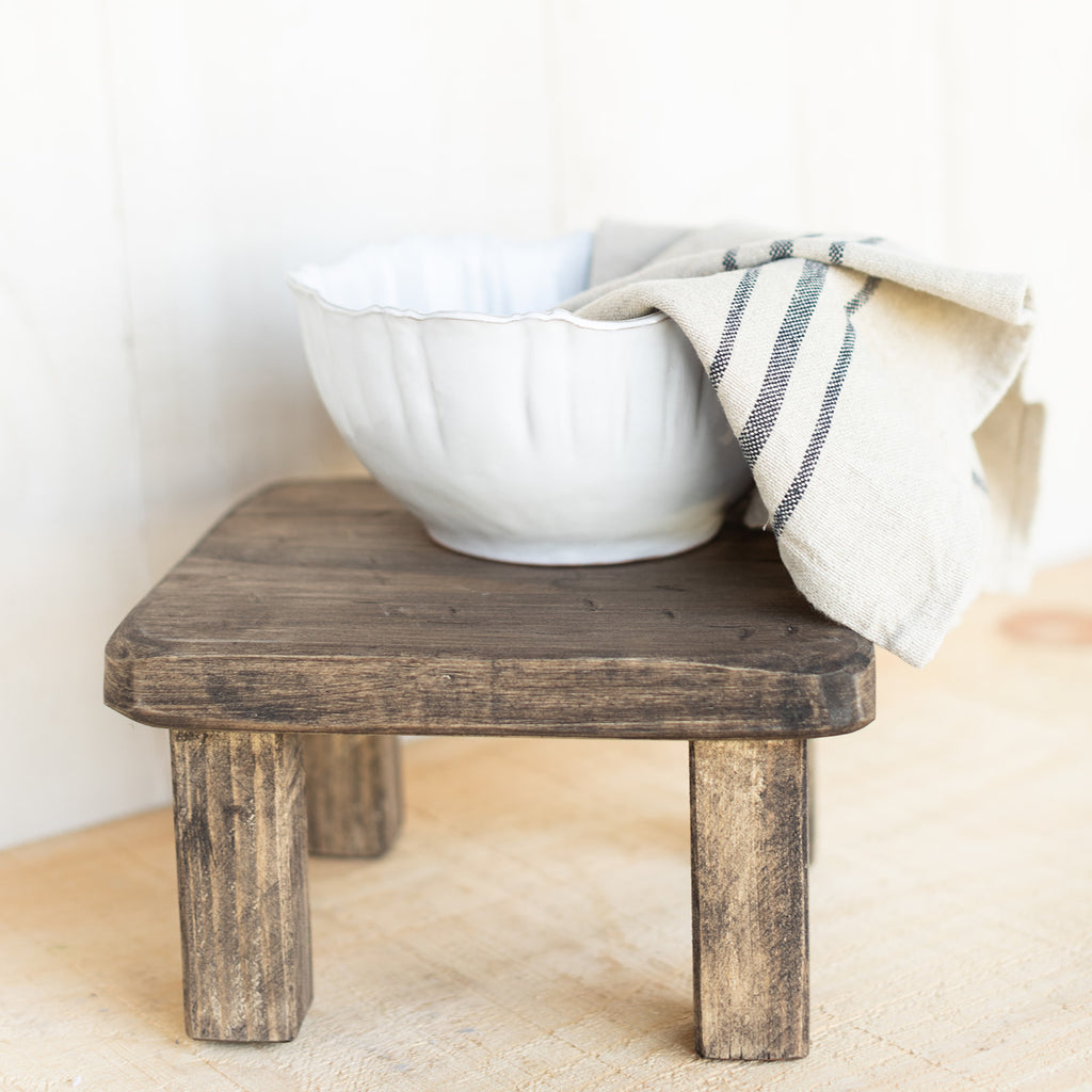 Rustic Mini Stool