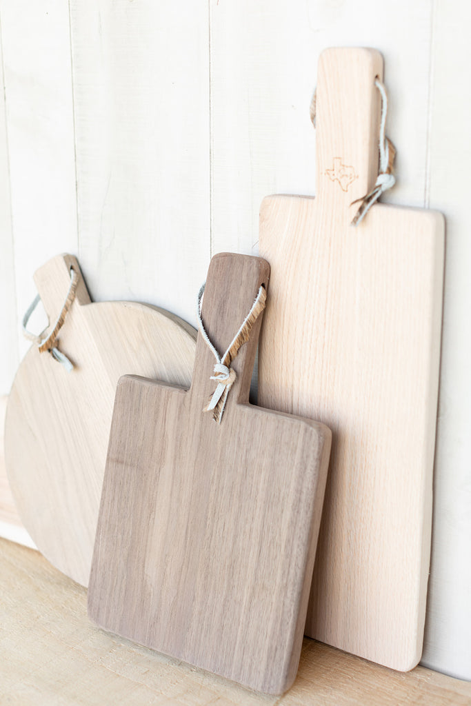Fine Wood Bread Boards