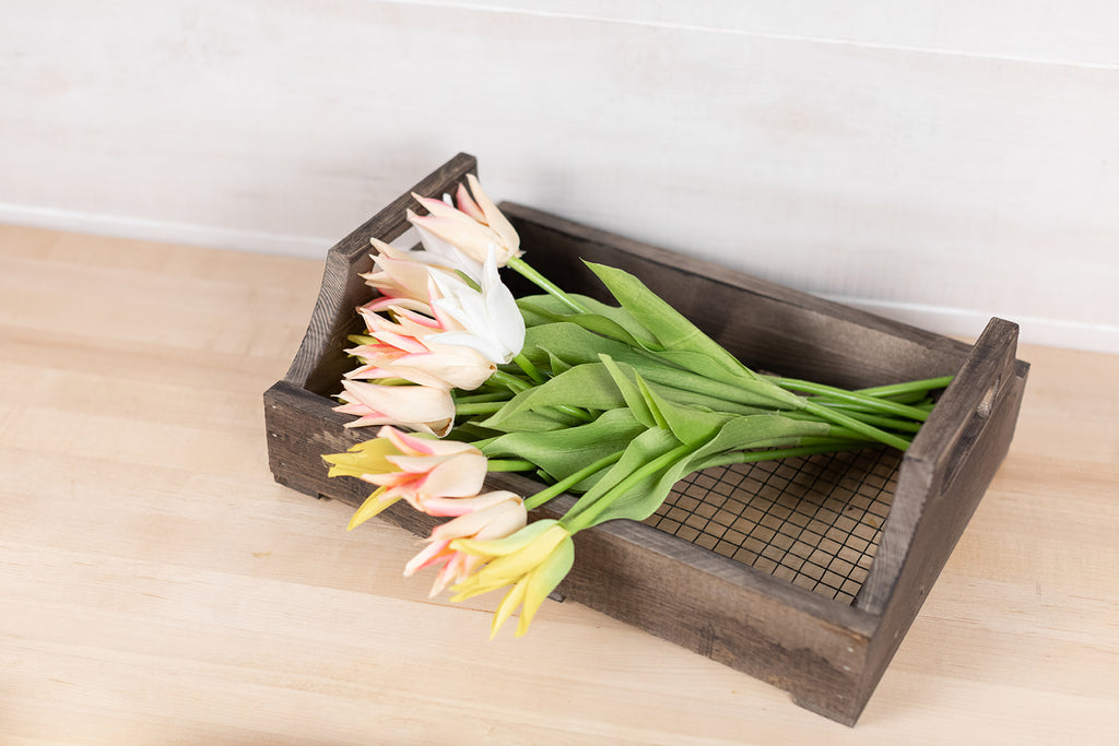 Small Tulip Crate
