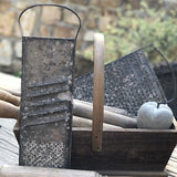 Farmhouse Vintage Style Grater Set