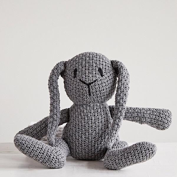 Cotton Knit Rabbit