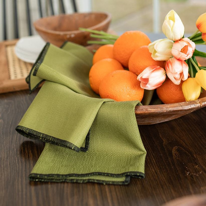 Green Grass Napkins